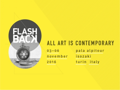 FLASHBACK - All Art is contemporary